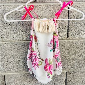 Other - 💕STUNNING BOHEMIAN BABY ROMPER 💕